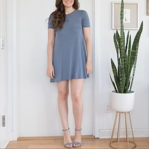 BCBGeneration A-Line T-Shirt Dress